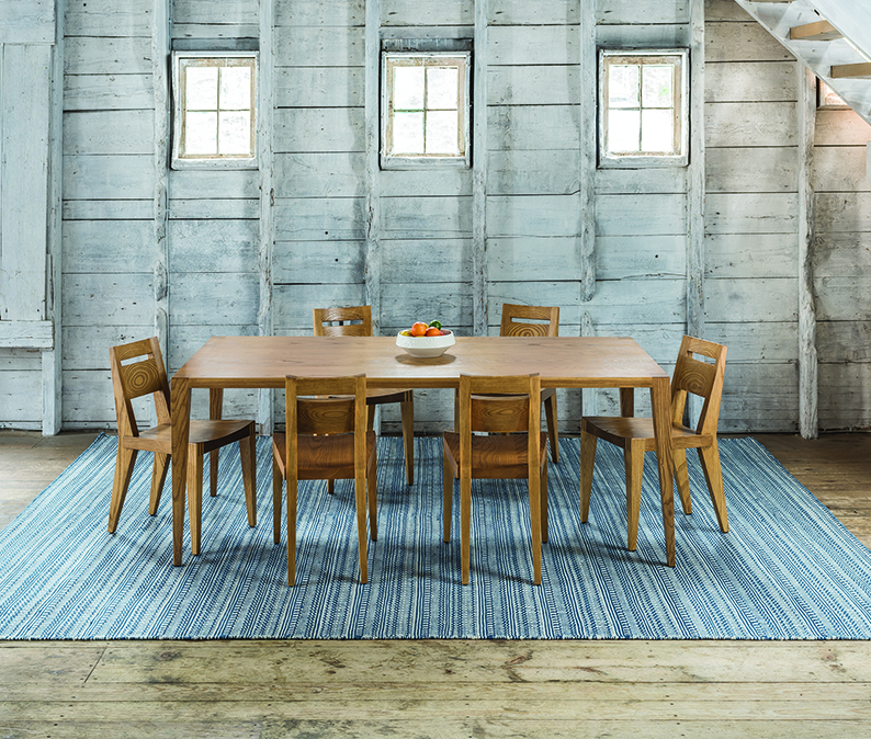 Amma Fjara+Tula Dining Table+Tula Dining Chair_Lifestyle